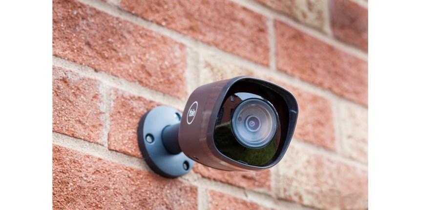 CCTV wired cam shot1